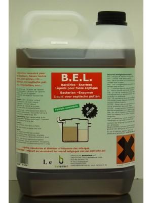 Bioactivator Profesional pt. Fose Septice Lichid BEL