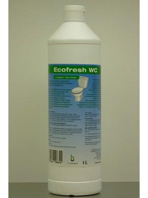 Detergent Bio Concentrat pentru WC – Ecofresh WC