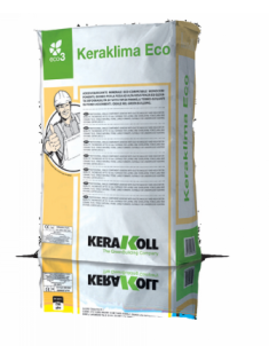 Adeziv si Glet pentru termosistem KERAKLIMA ECO